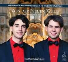 Antonin Dvorak (1841-1904): Symphonie Nr.9 für Orgel zu 4 Händen und 4 Füßen, CD