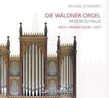 Michael Schönheit - Die Wäldner-Orgel im Dom zu Halle, CD