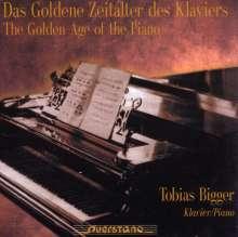 Das goldene Zeitalter des Klaviers, CD