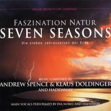 Klaus Doldinger (geb. 1936): Filmmusik: Faszination Natur: Seven Seasons, 2 CDs