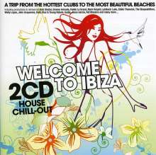 Welcome To Ibiza: House Chill-Out, 2 CDs