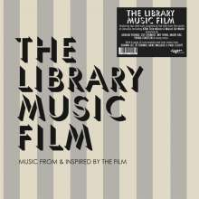 The Library Music Film (8 Pages Booklet), LP