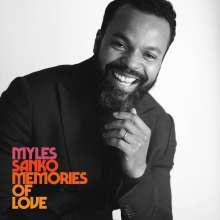Myles Sanko: Memories Of Love, CD