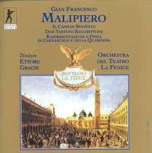 Gian Francesco Malipiero (1882-1974): Il Capitan Spavento, 2 CDs