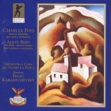 Charles Ives (1874-1954): Symphonie Nr.4, CD