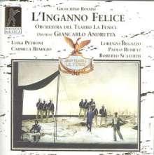 Gioacchino Rossini (1792-1868): L'Inganno Felice, 2 CDs