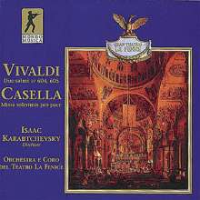 Alfredo Casella (1883-1947): Missa solemnis pro pace op.71, 2 CDs