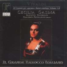 Antonio Vivaldi (1678-1741): 12 Kantaten, 2 CDs
