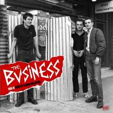 The Business: 1980-81 Complete Studio Collection (Reissue), LP