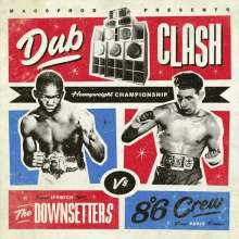 The Downsetters Vs 8°6 Crew: Dub Clash (Limited-Edition), LP
