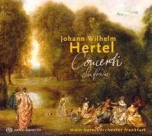 Johann Wilhelm Hertel (1727-1789): Sinfonias & Concerti, Super Audio CD