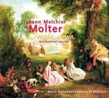 Johann Melchior Molter (1696-1765): Orchesterwerke, Super Audio CD