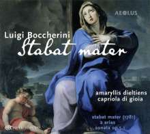 Luigi Boccherini (1743-1805): Stabat Mater (Erstfassung 1781), Super Audio CD