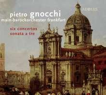 Pietro Gnocchi (1689-1775): Concertos Nr.1-6, CD