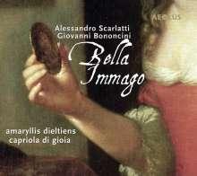 Amaryllis Dieltiens - Bella Immago, CD