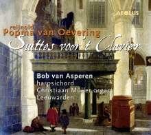 Reijnold Popma van Oevering (1692-1781): Suittes voor 't Clavier (Amsterdam ca. 1710), CD