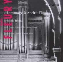 Andre Fleury (1903-1995): Orgelwerke Vol.2, CD