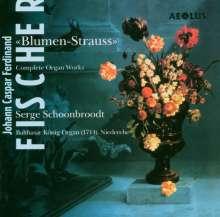 Johann Caspar Ferdinand Fischer (1656-1746): Sämtliche Orgelwerke, CD