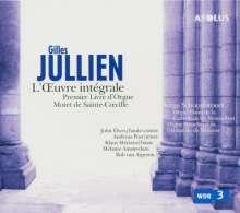 Gilles Jullien (1650-1703): Premier Livre d'Orgue, 2 CDs