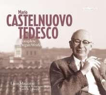 Mario Castelnuovo-Tedesco (1895-1968): Das Orgelwerk, SACD