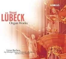 Vincent Lübeck (1654-1740): Orgelwerke, CD