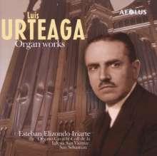 Luis Urteaga Iturrioz (1882-1960): Orgelwerke, CD