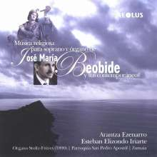 Jose Maria Beobide (1882-1967): Orgelwerke, CD