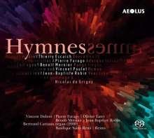 Hymnes, 2 SACDs