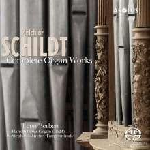 Melchior Schildt (1593-1667): Sämtliche Orgelwerke, SACD