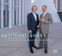 "Musik für Trompete & Orgel ""Spiritual Quest"", Super Audio CD"