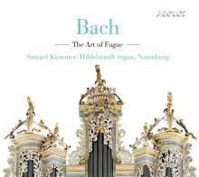 Johann Sebastian Bach (1685-1750): Die Kunst der Fuge BWV 1080 für Orgel, 2 Super Audio CDs