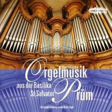 Christoph Schömig - Französische Orgelmusik aus der Basilika St. Salvator Prüm, CD