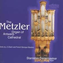 Stanislas Deriemaeker,Orgel, CD