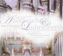 Ingo Duwensee,Orgel, 2 CDs