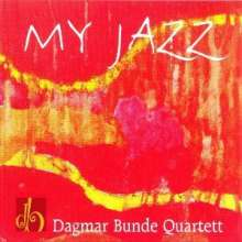 Dagmar Bunde: My Jazz, CD