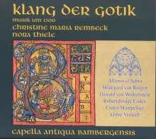 Klang der Gotik - Musik um 1300, CD