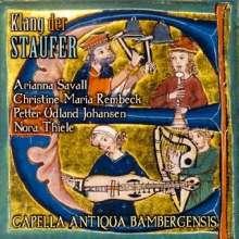 Klang der Staufer, CD