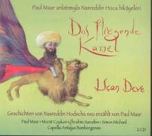 Das fliegende Kamel - Geschichten von Nasreddin Hodscha neu erzählt, 2 CDs