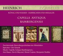 Heinrich - König und Kaiser, Herrscher und Heiliger, CD