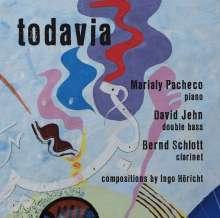 Marialy Pacheco (geb. 1983): Todavia, CD