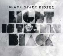 Black Space Riders: Light Is The New Black, CD