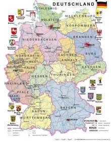 Lernpuzzle Deutschland, Diverse