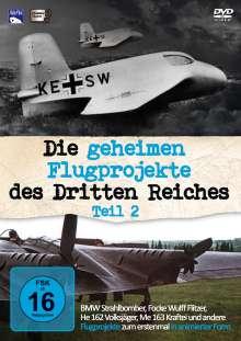 Krieg: Die geheimen Flugobjekte des Dritten Reiches Teil 2, DVD