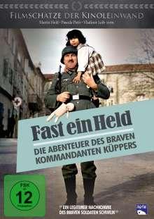 Fast ein Held - Die Abenteuer des braven Kommandanten Küppers, DVD
