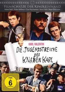 Die Jugendstreiche des Knaben Karl, DVD