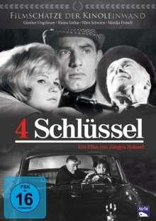 4 Schlüssel, DVD