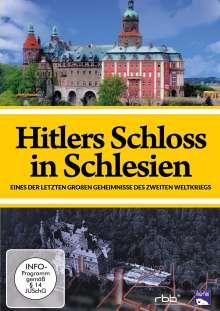 Hitlers Schloss in Schlesien - Eines der letzten großen Geheimnisse des zweiten Weltkriegs, DVD