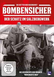 Bombensicher: Der Schatz im Salzbergwerk - Retter der Raubkunst, DVD