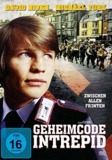 Geheimcode Intrepid, DVD