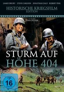 Sturm auf Höhe 404, DVD